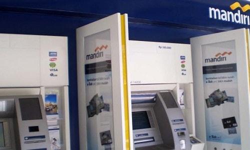 Lokasi ATM Bank Mandiri Setoran Tunai Surabaya