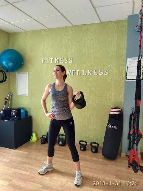 Fitness And Chicness-Entrenamiento Masaje Four Elements-2