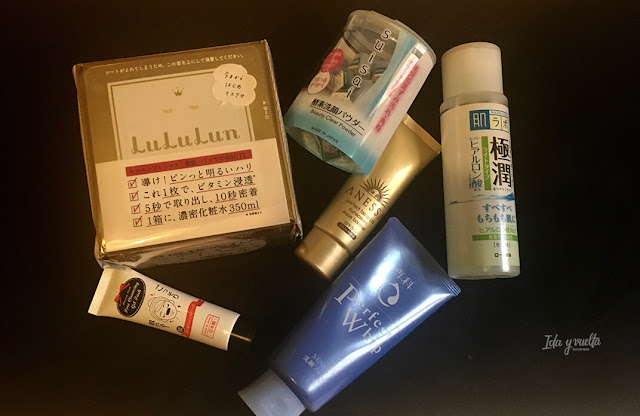 Más productos de cosmética japonesa