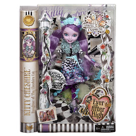 EAH Spring Unsprung Kitty Cheshire Doll