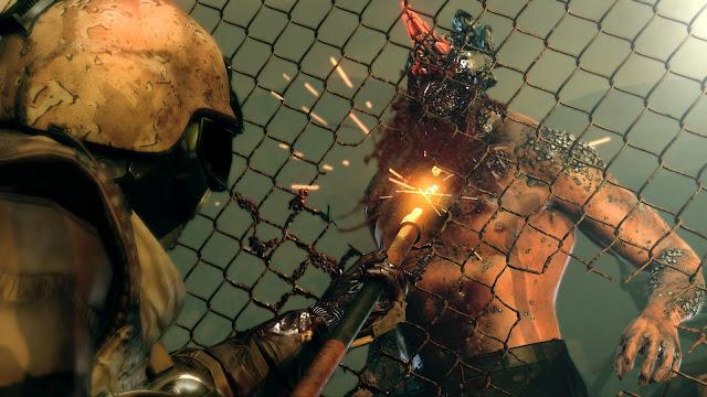 Metal Gear Survive será um título cooperativo para até quatro jogadores em que devemos enfrentar zumbis e outras estranhas criaturas.