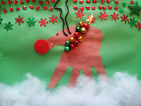 Five Fun Handprint Christmas Crafts