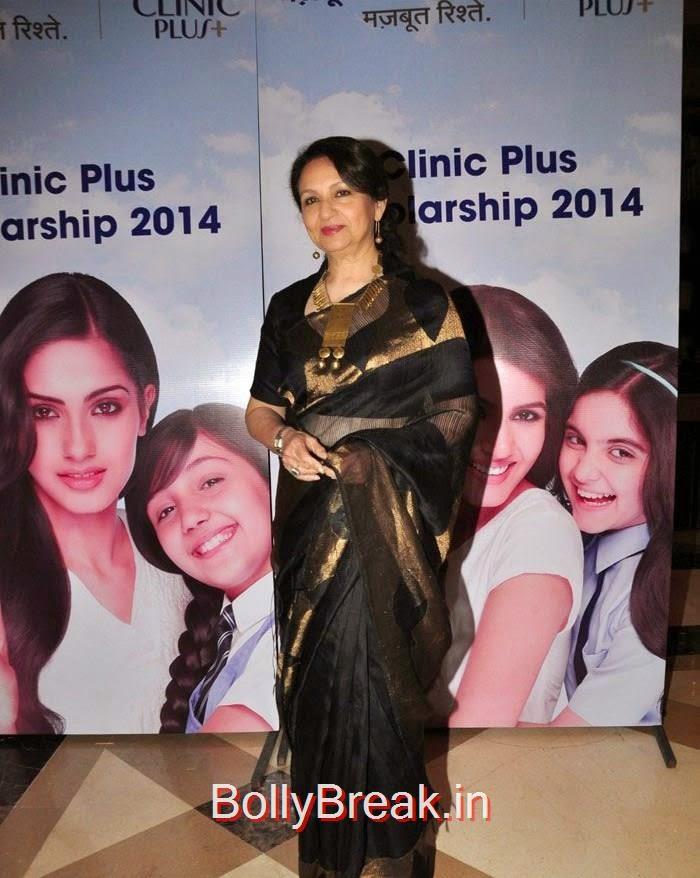 Sharmila Tagore, Soha Ali Khan, Tisca Chopra Hot Pics at Clinic Plus Charity