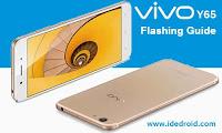 Cara Flashing Vivo Y65 Tested Firmware Free Download