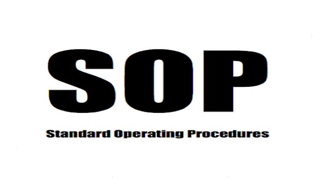 Apa itu pengertian  SOP dalam pekerjaan ?