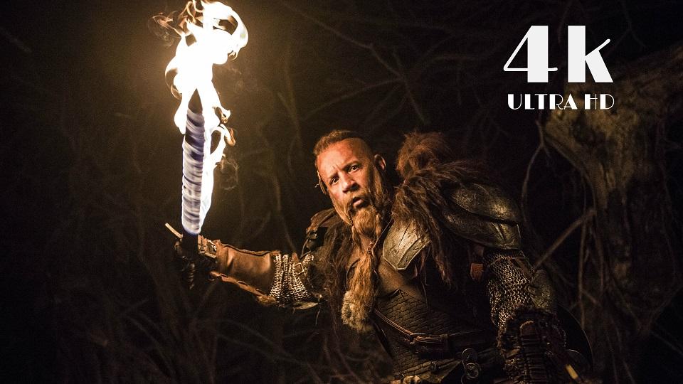 The Last Witch Hunter 4K Ultra HD Blu-ray