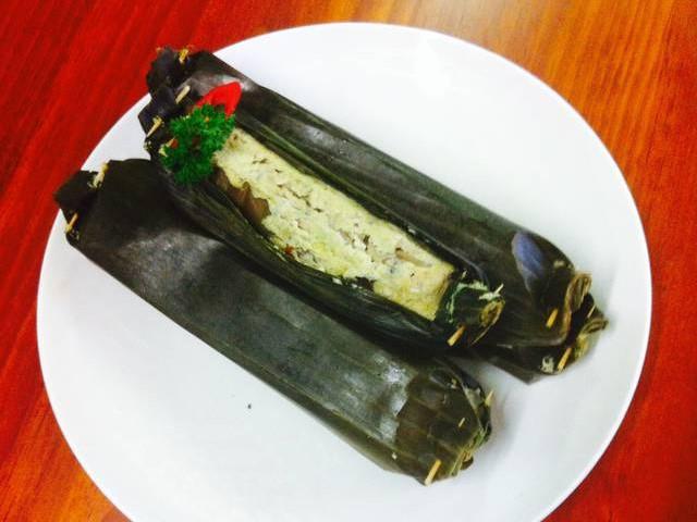 Resep Pepes Jamur Kancing