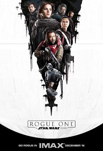 ตัวอย่างหนังใหม่ - Rogue One: A Star Wars Story (โร้ค วัน: ตำนานสตาร์ วอร์ส) ตัวอย่างที่ 2 (ซับไทย)  poster IMAX