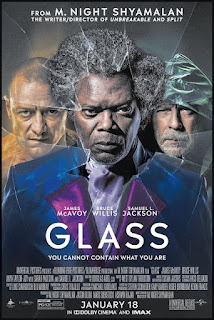 Glass (2019) Bluray