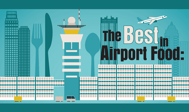 The Best Food Airports in the U.S. Have to Offer