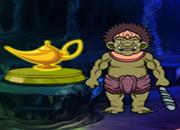 Games2Rule - Fantasy Magical Lamp Escape