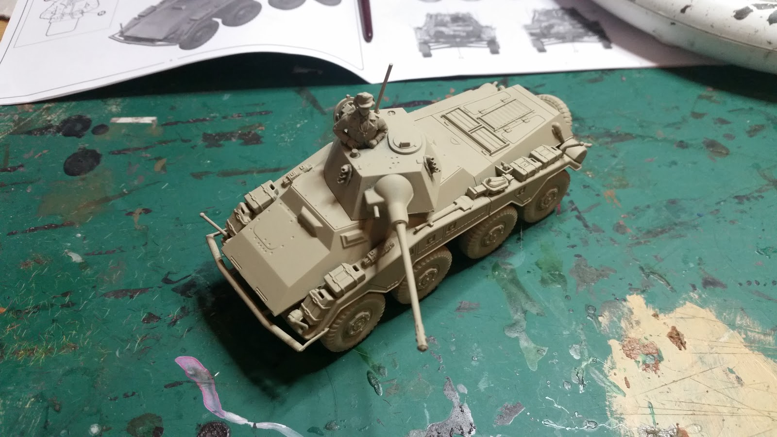 puma 28mm a painting guide for impatient wargamers no airbrush rh rubbsalotsmancave blogspot com Paint Tool Guide Metal Paint Guide