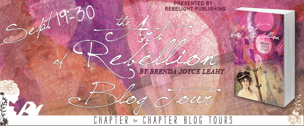 http://www.chapter-by-chapter.com/blog-tour-schedule-the-art-of-rebellion-by-brenda-joyce-leahy/