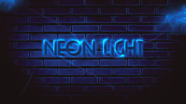 Create Unique Neon Text Effect in Photoshop