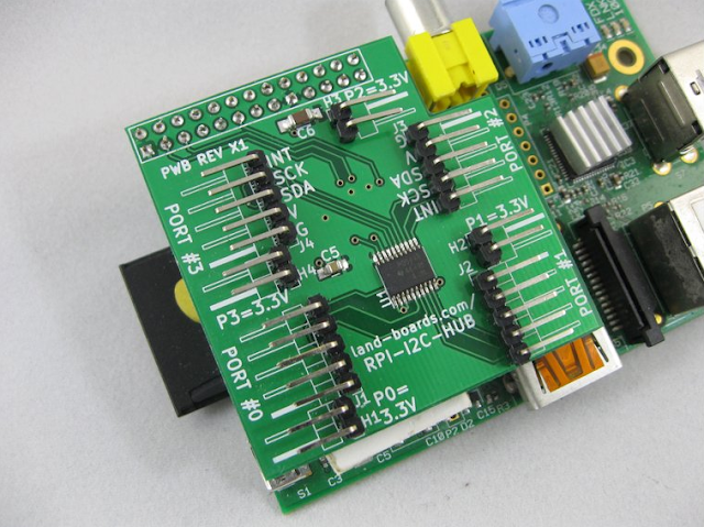 How To Connect Multiple I2C devices With Same Address To A Raspberry