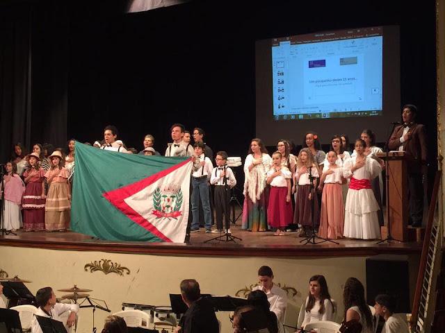 Projeto Guri comemora onze anos com apresentação de musical