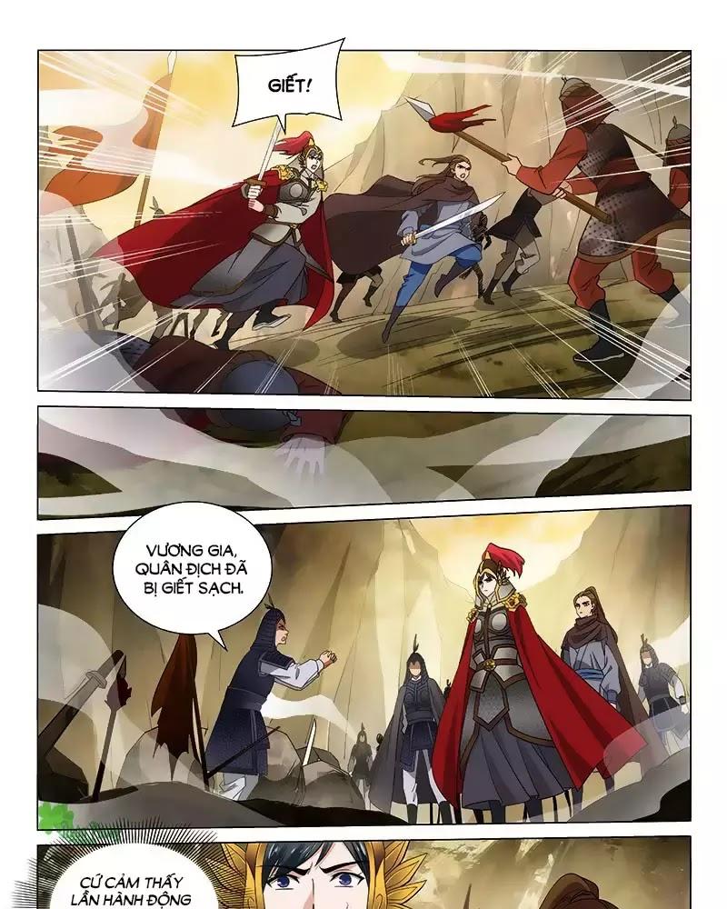 Vương Gia ! Không Nên A ! Chapter 293 - Trang 1
