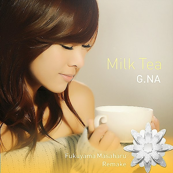 [Single] G.NA – Milk Tea