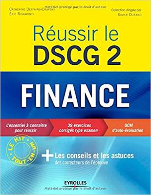Réussir le DSCG 2 Finance PDF