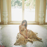 Samantha Ruth Prabhu Stunning in Brown Wedding Lehena ~  Exclusive Celebrities Galleries 008.jpg