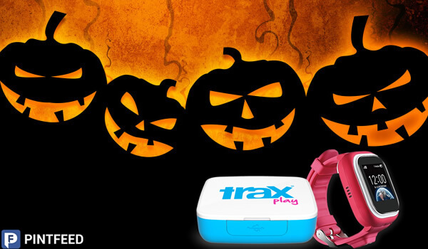 PintFeed | GPS Trackers for Halloween