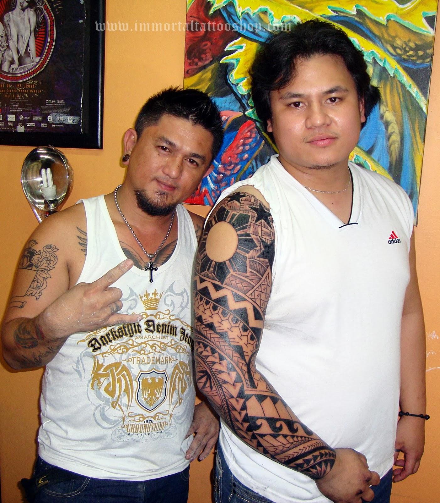 FILIPINOTATTOO: Filipino Tattoo/Polynesian Tattoo/tribal