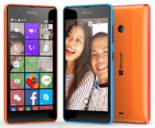 Microsoft Lumia 540 RM 1141 Firmware (Flash File) Download