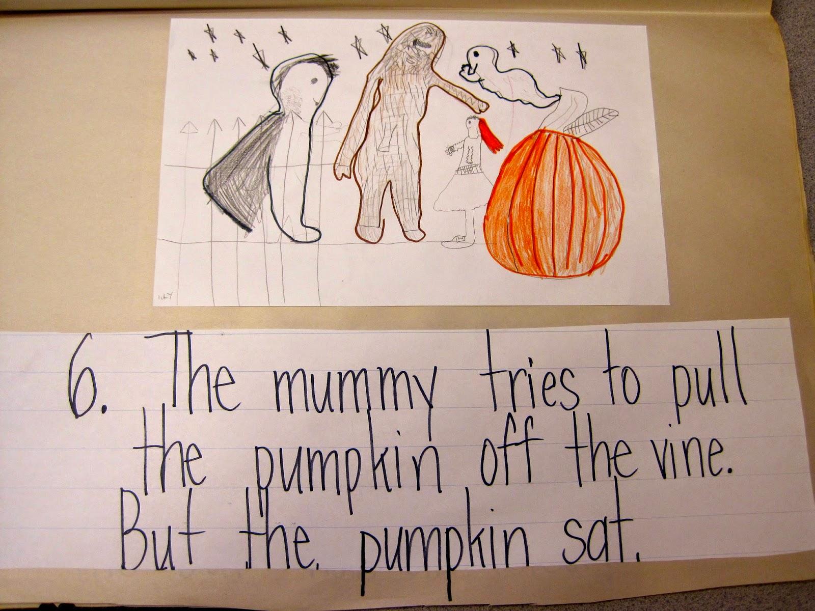 Ms Liebel S Classroom Big Pumpkin By Erica Silverman