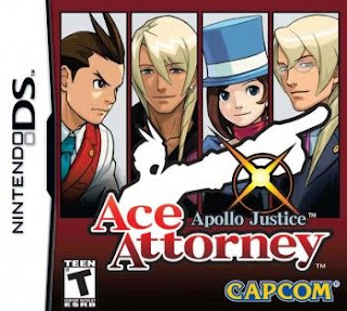 Apollo Justice: Ace Attorney, NDS, Español, Mega, Mediafire