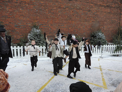 victorian festival of christmas historic dockyard portsmouth
