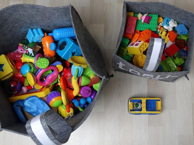 filcowe pudełka na zabawki 3