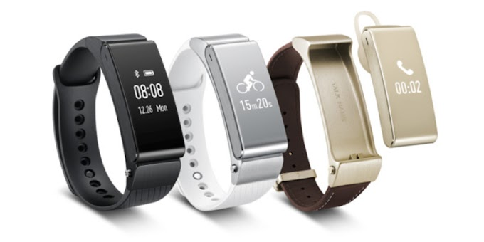 Huawei Talkband B2 activity smartband and Talkband N1 stereo headset announced