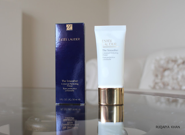ESTEE LAUDER The Smoother Universal Perfecting Primer Review and Swatch