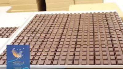 Chocolate que alivia el dolor menstrual