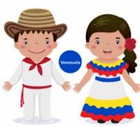 kostum anak venezuela