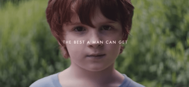 Gillette s New Campaign Inspires Men to Re-Think What it Means To Be Their Best