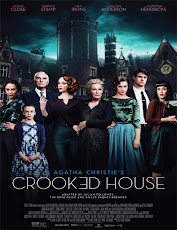 pelicula La Casa Torcida (Crooked House) (2017)