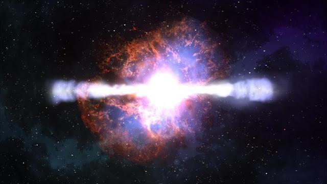 Astrónomos revelan origen de una misteriosa señal extragaláctica