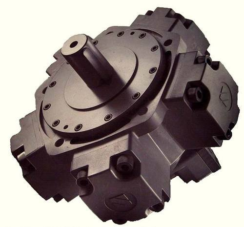 ORBIT Hydraulic System: JMDG Radial Piston Hydraulic Motors