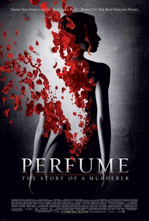 Cartel de la película el perfuma