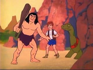 Dino Boy e o Vale Perdido