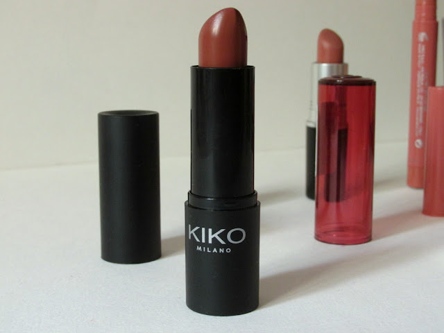 Kiko Milano Smart Lipstick in 925, current lip picks