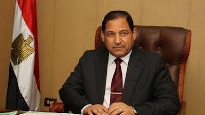 أحمد صقر، محافظ الغربية
