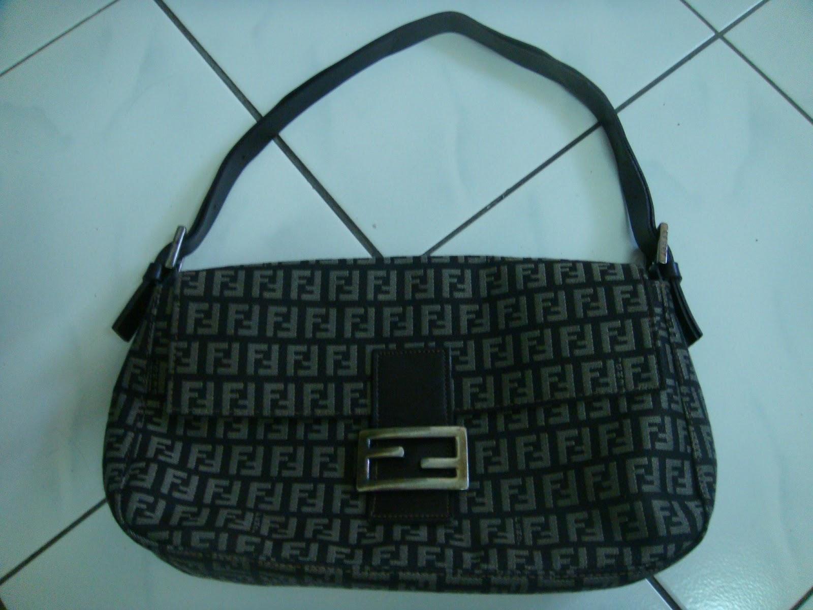 SUKABUNDLE 2  Authentic Fendi Hand bag -SOLD- e7f8ee8a8f2f4
