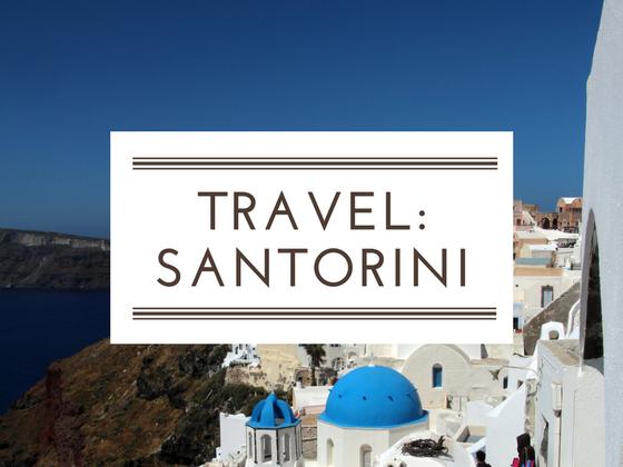 Santorini snapshots