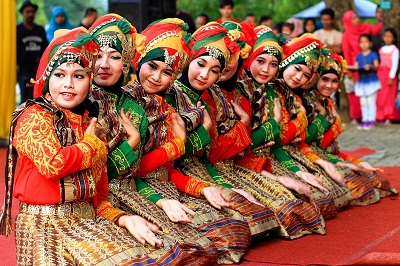 34 Nama Tarian Tradisional Indonesia Beserta Asal Daerahnya