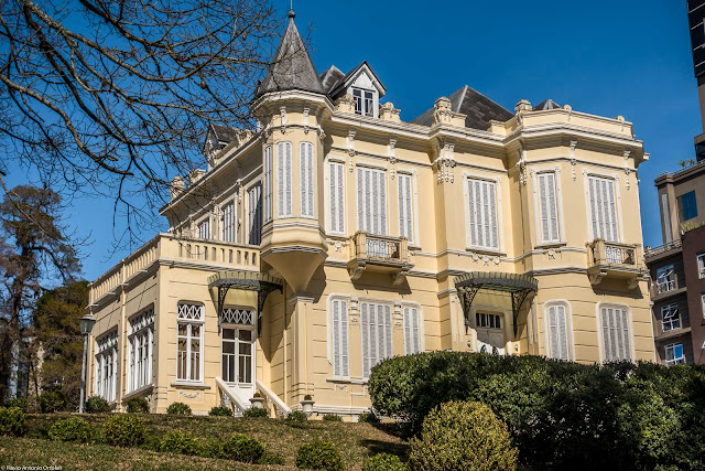 Palacete Ildefonso Rocha (ou Palacete do Batel)
