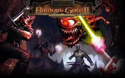 لعبة Baldur's Gate II للأندرويد، لعبة Baldur's Gate II مدفوعة للأندرويد