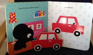 Barri cherche son doudou - la voiture puzzle
