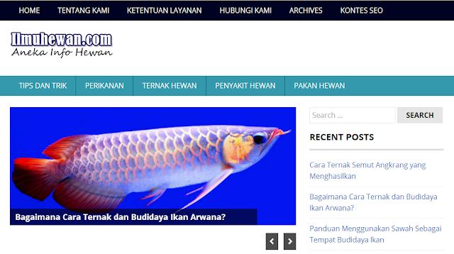Majukan Peternakan Indonesia Bersama Ilmuhewan.com
